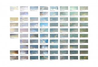Cristina Garrido, El color local es un invento extranjero (Venecia). Impresión de tintas pigmentadas sobre papel Hahnemühle, 308 gr. 80 x 117 cm. — Cortesía de The Goma