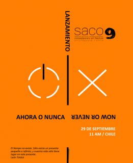 SACO9, Festival de Arte Contemporáneo en el Desierto de Atacama