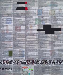 NÉSTOR SANMIGUEL DIEST — Cortesía de la galería Maisterravalbuena