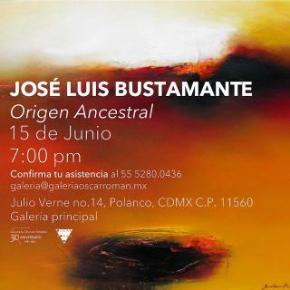 José Luis Bustamante. Origen ancestral