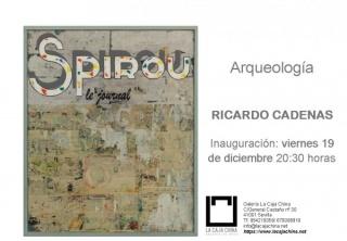 Ricardo Cadenas, Arqueología