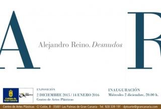 "Alejandro Reino \"" Desnudos \"""