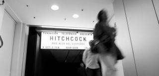 Alfred Hitchcock. Más allá del suspense. Cortesía de Espacio Fundación Telefónica