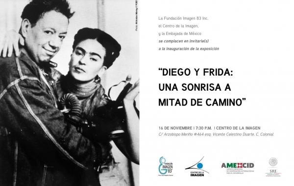 Diego y Frida Una Sonrisa a MItad de Camino