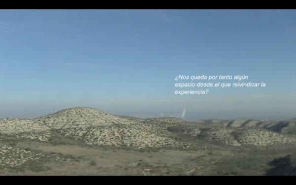 Los paisajes invisibles