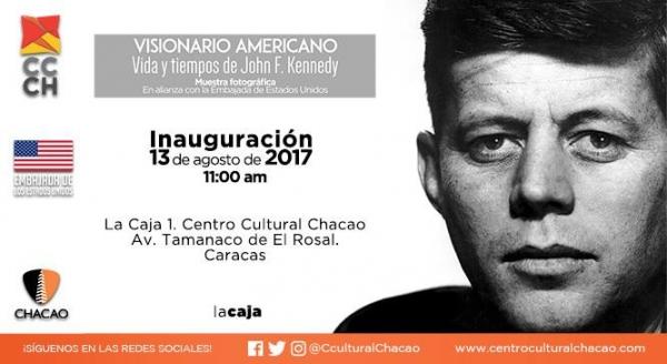 VISIONARIO AMERICANO. VIDA Y TIEMPOS DE JOHN F. KENNEDY