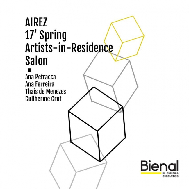 AIREZ 17' SPRING ARTISTS-IN-RESIDENCE SALON