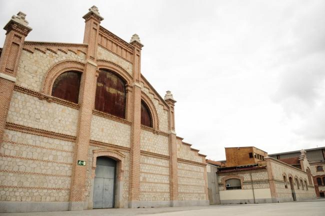 Naves Matadero - Centro Internacional de Artes Vivas