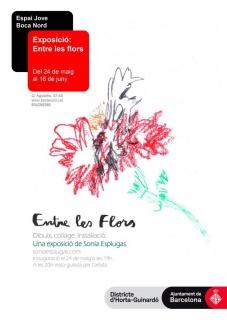 Sonia Esplugas. Entre les flors