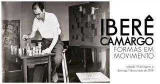 Iberê Camargo: Formas em Movimento