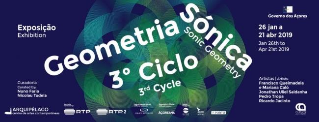 Geometria sónica | 3º ciclo