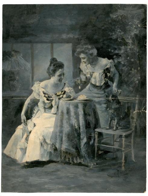 Madame Gironella — Cortesía del Museo ABC