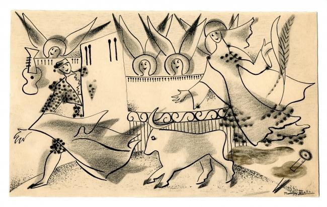 Maruja Mallo — Cortesía del Museo ABC