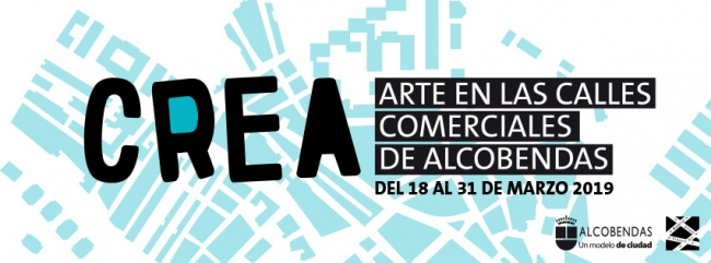 CREA - Arte en las Calles Comerciales de Alcobendas