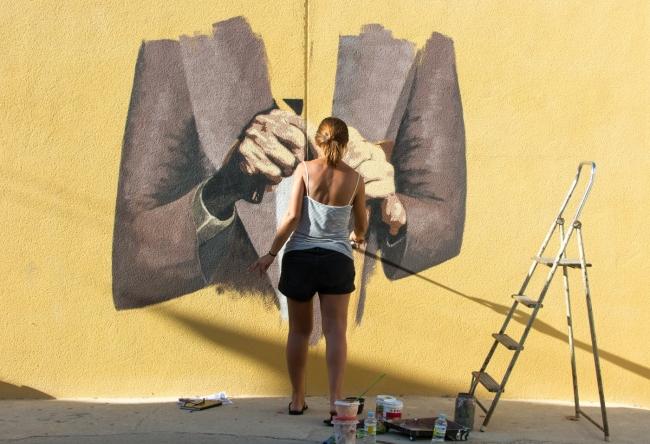 Cortesía de Madrid Street Art Project