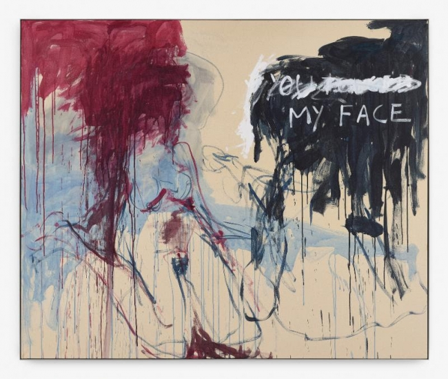 Tracey Emin — Cortesía de Art Projects Ibiza + Lune Rouge