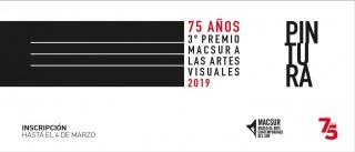 Premio MACSUR a las Artes Visuales 2019