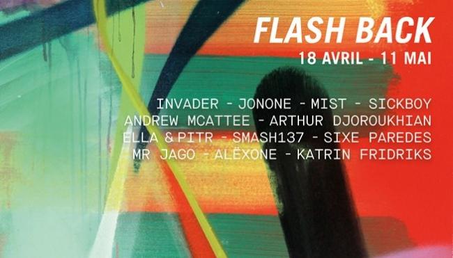 Sixe Paredes Flash Back