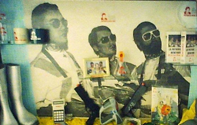Mini-Museo Patrulla RCH-2001