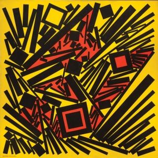 Rectángulos y cuadrados MMDLXIX, 1979 José Pedro Costigliolo (1902-1985)