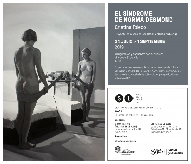El Síndrome de Norma Desmond - Cristina Toledo