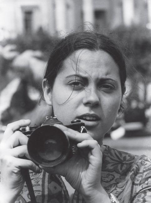Teresa Cervelló, 1971. Fons familiar Cervelló Gispert (Fotografia Genís Borràs) — Cortesía de La Casa Elizalde