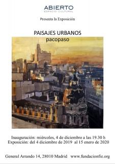 Paisajes Urbanos