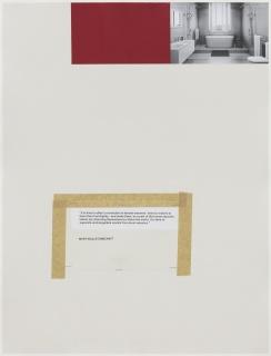 © Sarmento, The Perfect Home (Master Bathroom), 2019 — Cortesía de la Galería Heinrich Ehrhardt