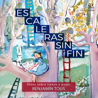 ESCALERAS SIN FIN Benjamín Tous