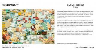 María R. Cadenas. Risco