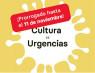 Cultura de Urgencias _ prórroga