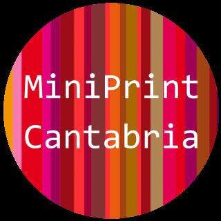 Logo Mini Print Cantabria