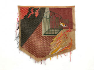 Sua,sua,sua (fuego, hoguera, fogata) de la serie Casa de casitas, 2020-21