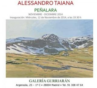 Alessandro Taiana, Peñalara