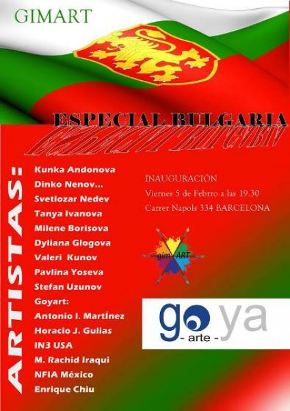 ESPECIAL BULGARIA