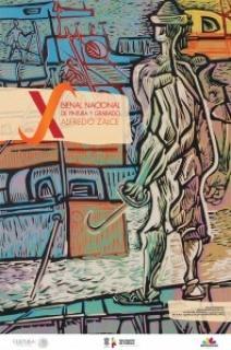 X Bienal Nacional de Pintura y Grabado \'Alfredo Zalce\' 2016