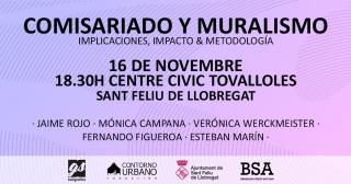 Comisariado y muralismo: implicaciones, impacto y metodología