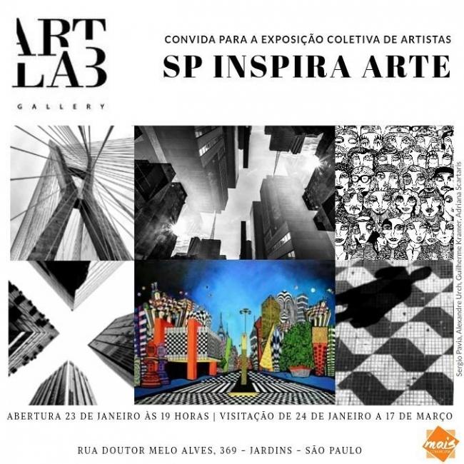 SP INSPIRA ARTE