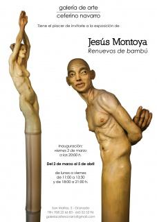 Jesús Montoya. Renuevos de Bambú