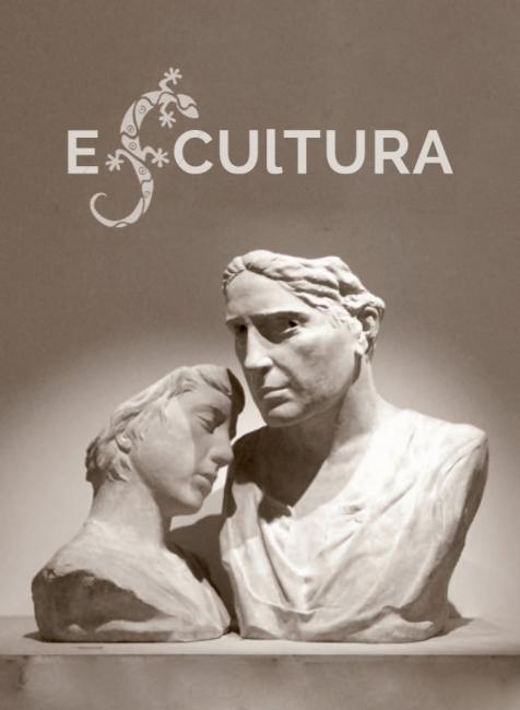 Portada catálogo EScultura