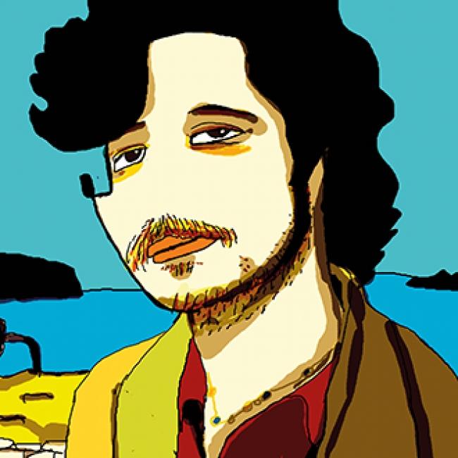 Javier Mariscal — Cortesía de la galería Pepita Lumier