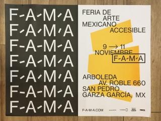 F-A-M-A 2018 - Feria de Arte Mexicano Accesible. Imagen cortesía Salvador Diaz