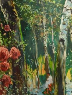 Joaquim Mir. Naturaleza y color