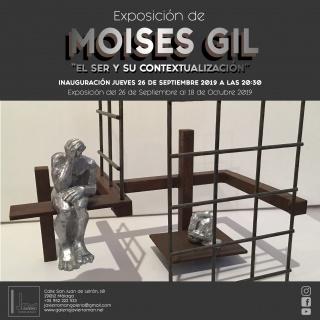 Moisés Gil. El ser y su contextualización