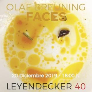 Olaf Breuning. Faces