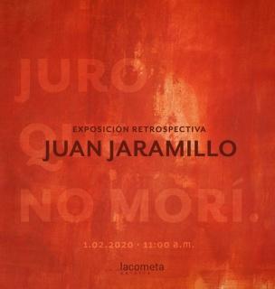 Juan Jaramillo, Juro que no morí