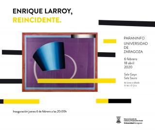 Enrique Larroy. Reincidente