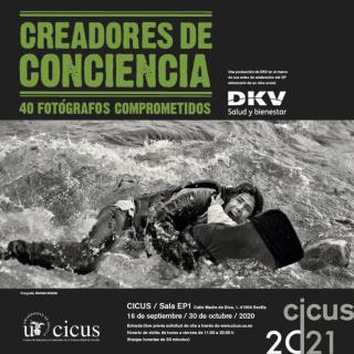 """""""Creadores de conciencia. 40 fotoperiodistas comprometidos"""""""