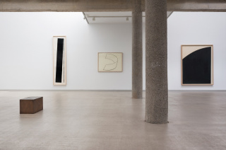 Richard Serra. Works from the 70s and 80s — Cortesía de CarrerasMugica