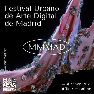 Festival MMMAD. Cartel © Teresa Rofer
